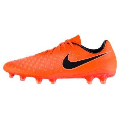 Ghete de fotbal Nike Magista Onda FG pentru Barbati rosu inchis negru
