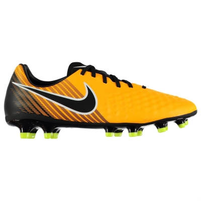 Ghete de fotbal Nike Magista Onda II FG pentru Barbati portocaliu negru