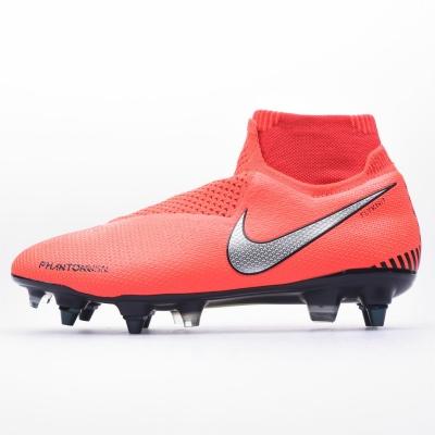 Ghete de fotbal Nike Mercurial Superfly Elite DF SG rosu inchis negru