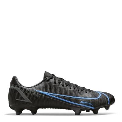 Ghete de fotbal Nike Mercurial Vapor Academy FG negru univblue