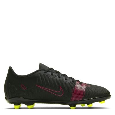 Ghete de fotbal Nike Mercurial Vapor Club FG pentru copii negru verde