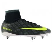 Ghete de fotbal Nike Mercurial Vapor CR7 DF SG pentru copii