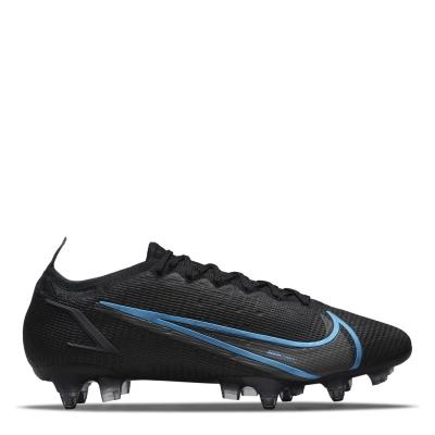 Ghete de fotbal Nike Mercurial Vapor Elite gazon sintetic negru univblue