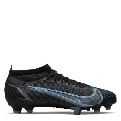 Ghete de fotbal Nike Mercurial Vapor Pro FG negru univblue