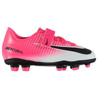 Ghete de fotbal Nike Mercurial Vortex FG pentru Copii