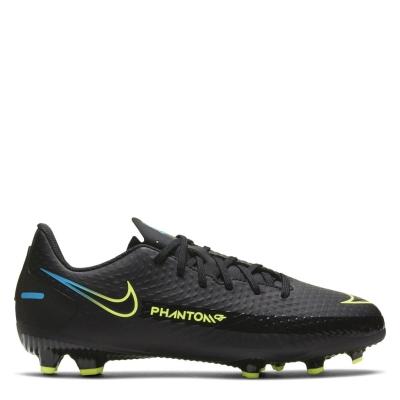 Ghete de fotbal Nike Phantom GT Academy FG pentru copii negru