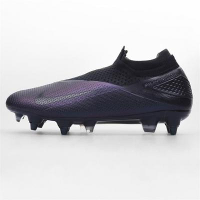 Ghete de fotbal Nike Phantom Vision Elite gazon sintetic negru