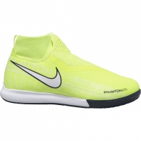 Ghete de fotbal Nike Phantom VSN Academy DF IC AO3290 717 pentru copii pentru femei