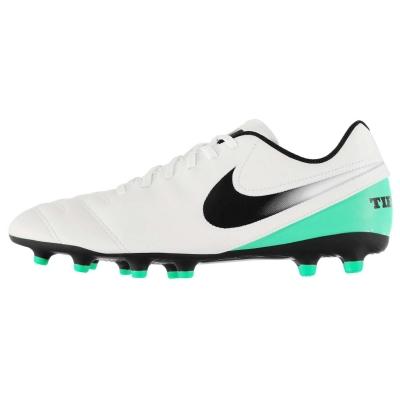 Ghete de fotbal Nike Tiempo Rio FG pentru Barbati