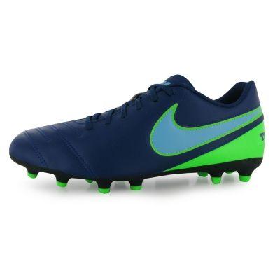 Ghete de fotbal Nike Tiempo Rio III FG pentru Barbati