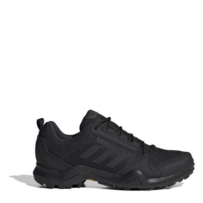 Ghete de hiking adidas Terrex Ax3 GTX pentru Barbati core negru carb