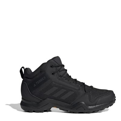 Ghete de hiking adidas Terrex Ax3 Mid GTX pentru Barbati negru gri five