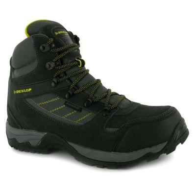 Ghete Dunlop impermeabil Hiker Safety pentru Barbati