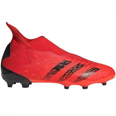 Ghete fotbal PIL Kara Adidas Predator FG LL Freak.3 FY6296 pentru copii
