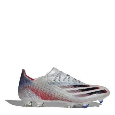 Ghete de fotbal adidas X .1 FG silvermet negru