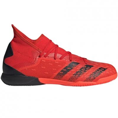 Ghete fotbal sala fotbal  Adidas Predator Freak.3 IN FY6285