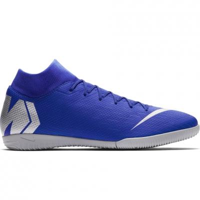 Ghete fotbal sala Nike Mercurial Superfly 6 Academy IC AH7369 400 barbati