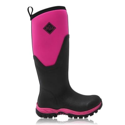 Ghete Ghete Muck Arctic Sport II Tall negru roz