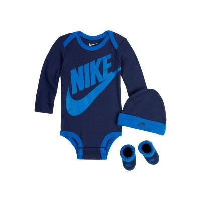 Ghete Set Nike Futura Bb13 bleumarin albastru