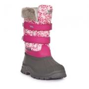 Ghete zapada copii Vause Bright Pink Trespass