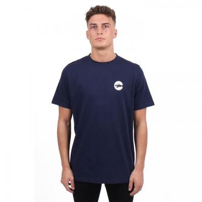 Tricou Gio Goi Core Circle bleumarin