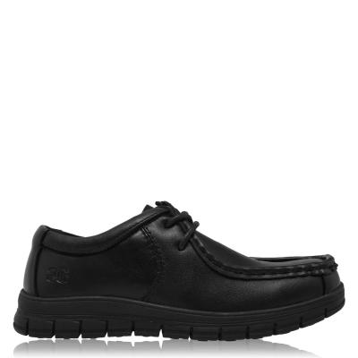 Pantofi Giorgio Bexley Lace pentru copii negru