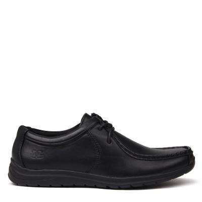 Giorgio Bexley Lace Shoe pentru Barbati negru