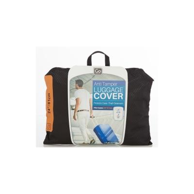 Go Travel GoTravel Luggage Cover 94 negru 24in 63cm
