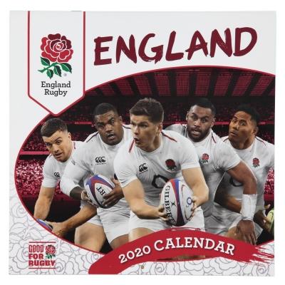 Grange Team 2020 Calendar anglia rugby
