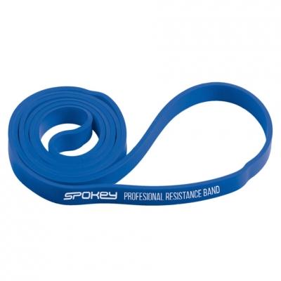Benzi elastice antrenament Spokey Power II Hard albastru 920957