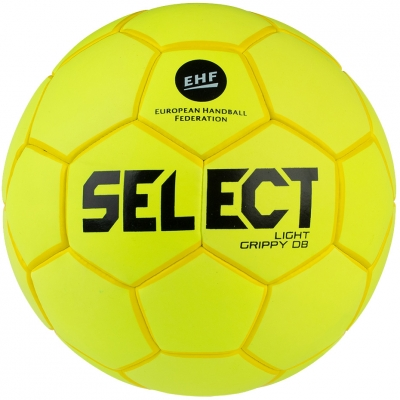 Handbal Select Light Grippy 2020 galben 7240