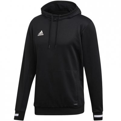 Hanorac barbati Adidas Team 19 M negru DW6860 teamwear adidas teamwear