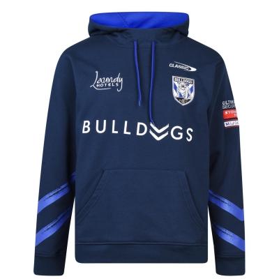 Hanorac clasic Sportswear Sportswear Bulldog pentru Barbati albastru