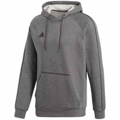 Hanoracadidas Core 18 gri CV3327 barbati adidas teamwear