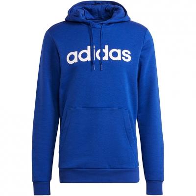 Hanorac cu gluga Adidas Essentials Rocks albastru H12165 pentru Barbati