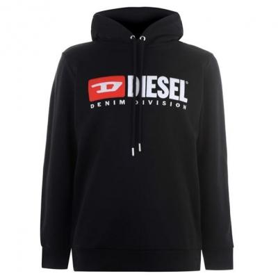 Hanorac Diesel Retro OTH negru