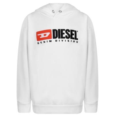 Hanorac Diesel Division OTH pentru baietei alb k100