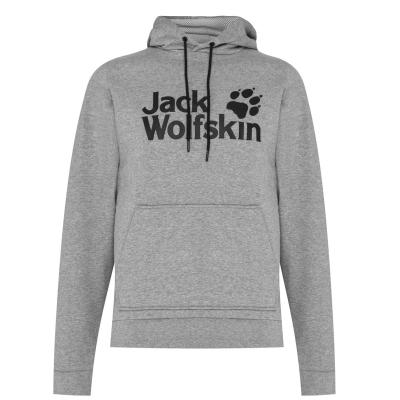 Hanorac Jack Wolfskin Quadrant albastru smu