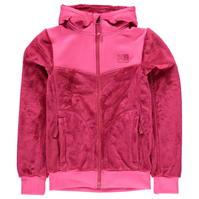Bluze Karrimor Polar cu gluga pentru fetite
