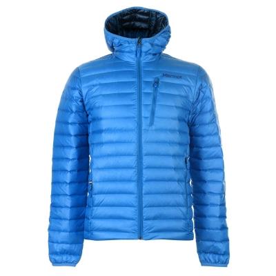 Hanorac Marmot Quasar pentru Barbati transparent albastru