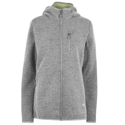 Hanorac Mountain Hardwear Hatcher pentru femei manta gri