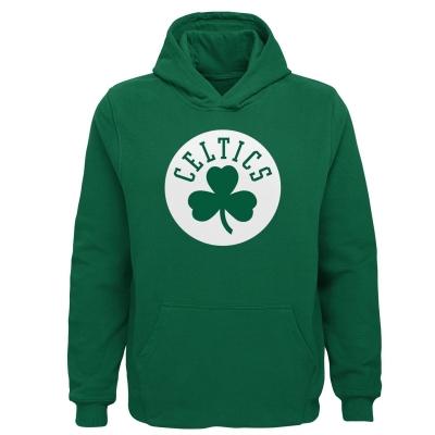 Hanorac NBA Logo pentru copii verde