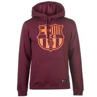 Hanorac Nike FC Barcelona Crest pentru Barbati