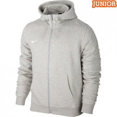 Hanorac sport Nike Team Club gri 658499 050 copii