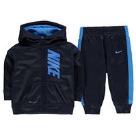 Hanorac Nike Therma Full cu fermoar Set pentru baieti pentru Bebelusi
