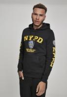 Hanorac NYPD Logo negru Merchcode