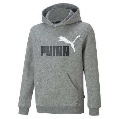 Hanorac Puma No1 OTH pentru baietei gri alb