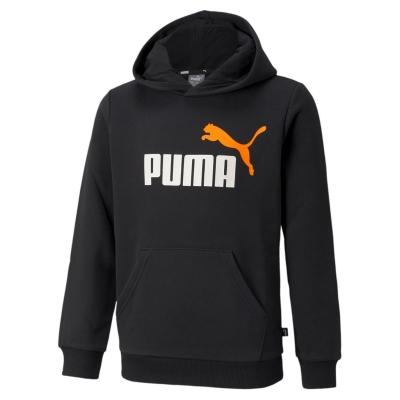Hanorac Puma No1 OTH pentru baietei negru portocaliu