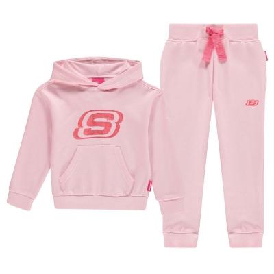 Hanorac Skechers Zoey roz