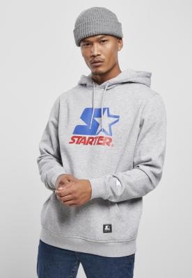 Hanorac Starter Two Color Logo gri-deschis